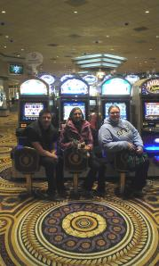 Riverbend staff members Ethan Kuhnhenn, Julie Gurnee, and Michelle Brannon attended the American Camp Association's Tri-State Conference in Atlantic City, NJ.