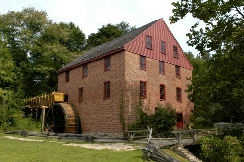 Colvin Run Mill is competing to win $100,000 in restoration funding. Vote for the mill at www.partnersinpreservation.com.