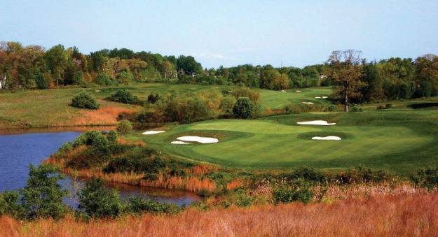 Laurel Hill Golf Club is built on land that formerly housed the D.C. Department of Corrections facility at Lorton.