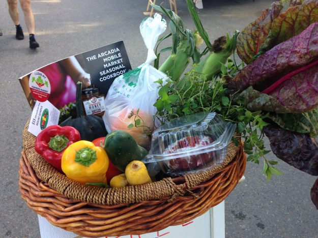 Farmers Market Week Gift Basket